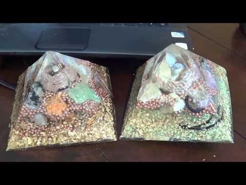 New Orgone Radionics Pyramid www.iamorgone.com stop chemtrails.