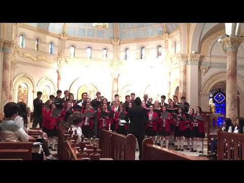 The Atonement Academy Honors Choir