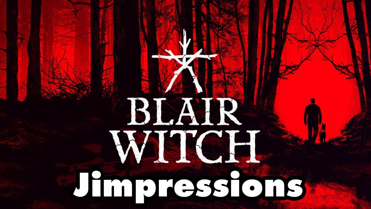 Blair Witch - Yes, You Can Pet The Dog (Jimpressions) (Video Game Video Review)
