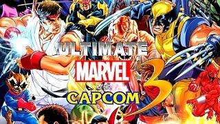 Ultimate Marvel vs. Capcom 3 - PC Gameplay