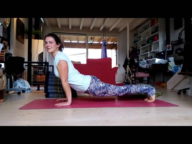 Súper ejercicio para fortalecimiento escapular