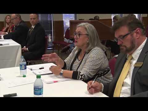 6-14-18 Weatherford College Board of Trustees Meeting