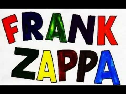 Frank Zappa The Artisan Acetate (Unreleased LP - Test Pressing)