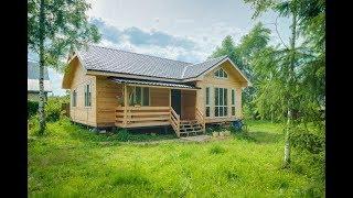 Как Теремъ построил дом «Добрыня 5»   Отзыв клиент...