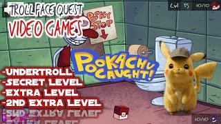Pikachu Caught! | Troll Face Quest Video Games Ep5.