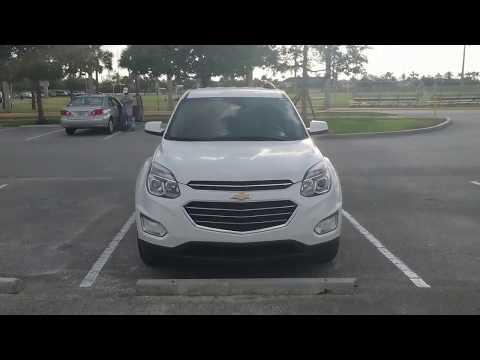 Обзор авто Chevrolet Equinox 2017 Review