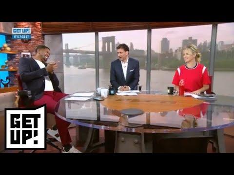 Jalen Rose not mad if LeBron James goes to Houston Rockets to form superteam | Get Up! | ESPN