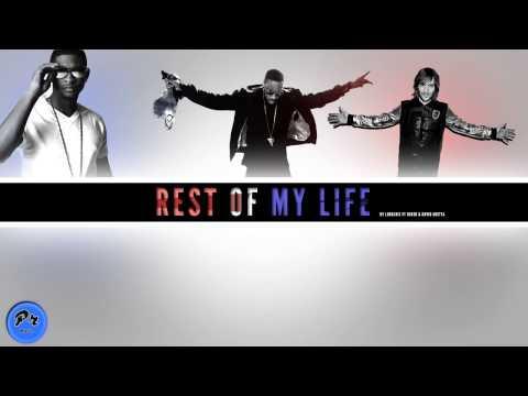 (HD DOWNLOAD LINK) Ludacris - Rest of your life ft. Usher & David Guetta + Lyrics
