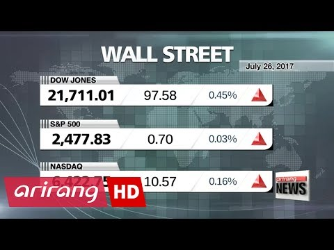 U.S. stocks close at all time high as Federal Reserve holds rates