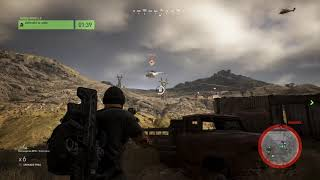 Tom Clancy's Ghost Recon elico'troll