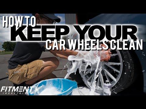 How To Actually Keep Your Car Wheels Clean