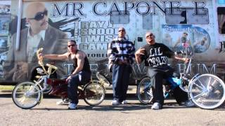 "Mr.Capone-E feat Lil Crazy Loc ""Showin Love to the East"""