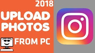 How to upload photos on Instagram from PC *Easy* 2017