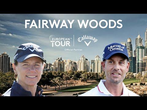 Flush your Fairway Woods with Henrik Stenson & Annika Sorenstam | Callaway Tour Tips