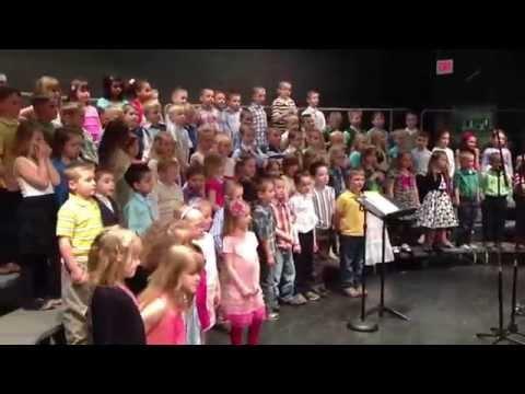 2014 consert norwayne middle school