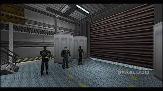 GoldenEye 007 N64 - Pollution - 00 Agent (Custom level)