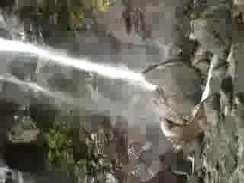 Waterfall in Italy/Switzerland