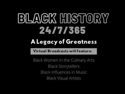 FJT Black History 24/7/365 continues.