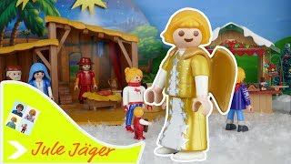 Playmobil Film deutsch - Jule als Christkind - Kinderfilm mit Jule Jäger