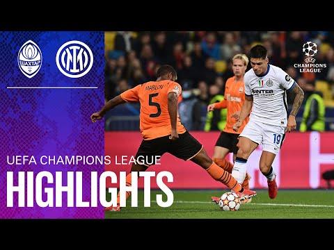 Shakhtar Donetsk Inter Goals And Highlights