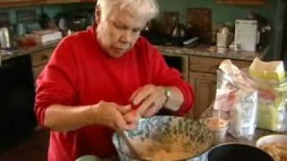 Nana makes bohemian bread dumplings