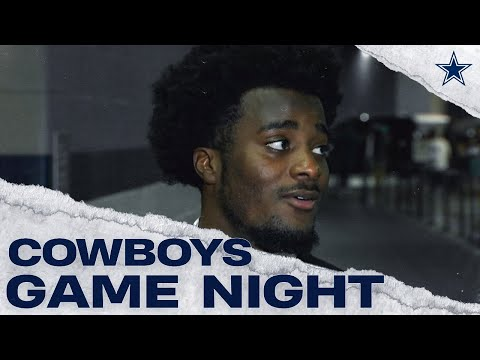 Cowboys Game Night: Cowboys Roll in the Opener | Dallas Cowboys 2019