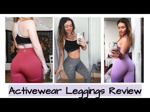 Workout Leggings Review | Gymshark, Katya Legging, Fabletics, Forever 21, Old Navy