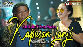 Download lagu NEW MONATA - KAPUSAN JANJI(COVER)CAK SODIQ FT RENA MOVIES