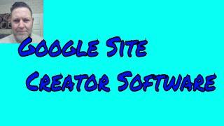 Google Site Creator Software - SOFTWARE That Generators Google Sites & FAST!!