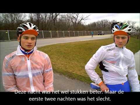 Interview met Mathieu en David van der Poel - Voorafgaand aan het WK Veldrijden 2013 in Louisville
