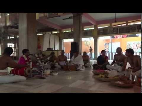 00004 Sri radha kalyanam kanchipuram mahaperiyava  adhisthanam 14 1 15