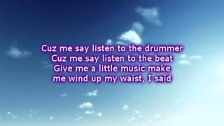 Musicall Youth -  Pass The Dutchie (Lyrics)