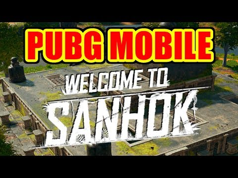 [PUBG MOBILE] iOS12.0 Sanhok [iPad Air2]