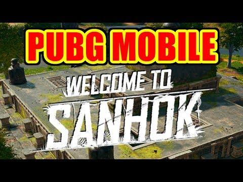 [PUBG MOBILE] iOS12.0 Sanhok [iPad Air2]