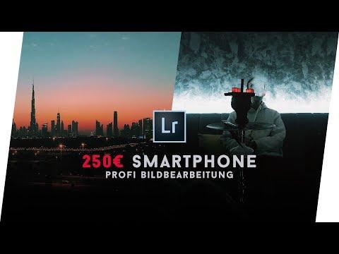 Noch Nie War Bildbearbeitung So Einfach! Lightroom CC Mobil & Honor 10 Lite) | Jonah Plank