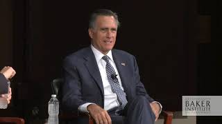 Leadership and Public Service: A Conversation with the Honorable Mitt Romney