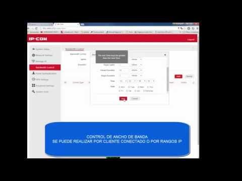 IP-COM SE3100 FUNCIONALIDADES ADICIONALES