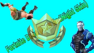 JRJ Gaming| Fortnite Duos (New RedNight Skin)Return| Jairen & Jeter
