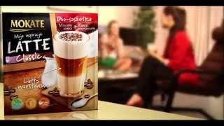 Mokate Latte To GO! reklama