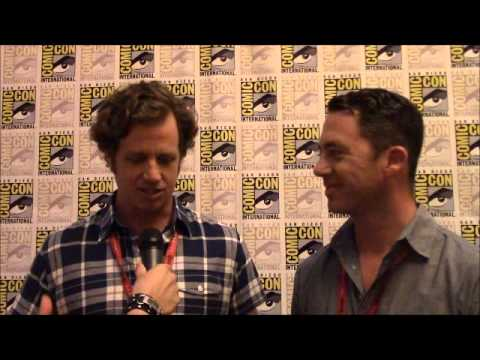 SDCC 2014: Carpet  with John Erick Dowdle and Drew Dowdle for As Above, So Below