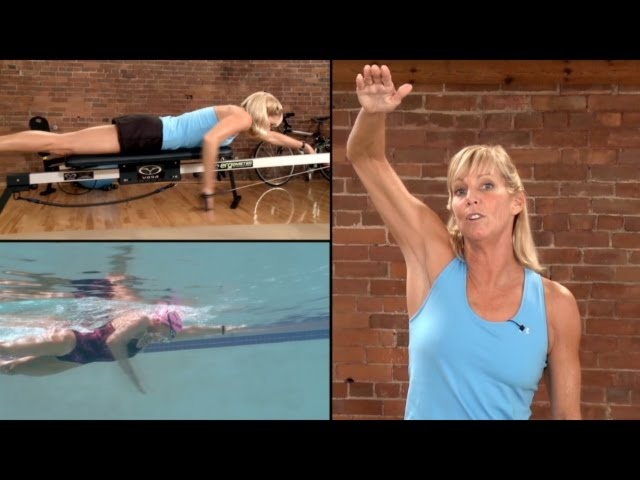 Faster Freestyle Swimming: Part 1. Hand Placement: How to properly set up the stroke   Vasa Trainer