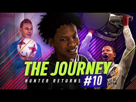 FIFA 18 THE JOURNEY! NEW TRANSFER?