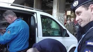 CONGRESUL PSD: Cu aceste imagini se justitică Jandarmeria în fața instanței