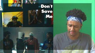 BACK TO BACK BANGERS!! | Marshmello x SOB X RBE - Don't Save Me | REACTION