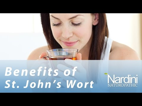 Benefits of St. Johns Wort | Dr. Pat Nardini | Toronto Naturopath & Thyroid Specialist
