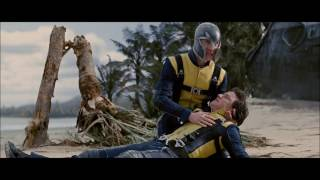 Magneto paralyzes Charles