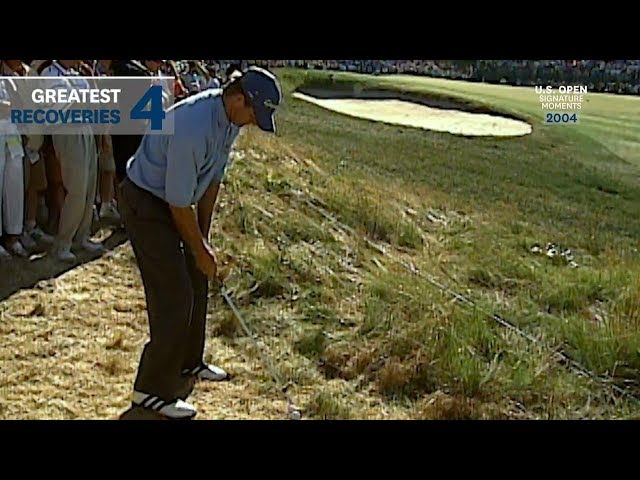 U.S. Open: Greatest Recoveries  - Buy American