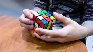 友達にルービックキューブやらせたら45秒で全面揃えやがった thumbnail