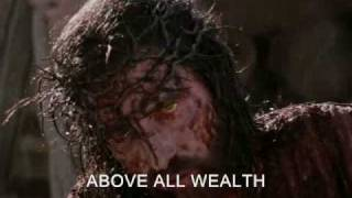 ABOVE ALL-the passion of christ