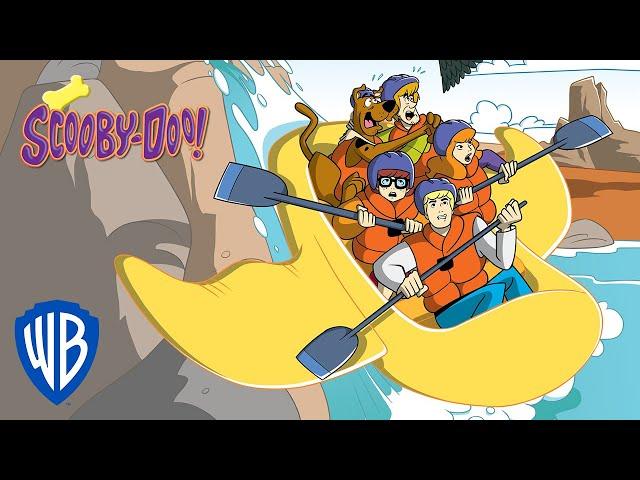 Scooby-Doo! | Raging River Adventure | Read Along | WB Kids
